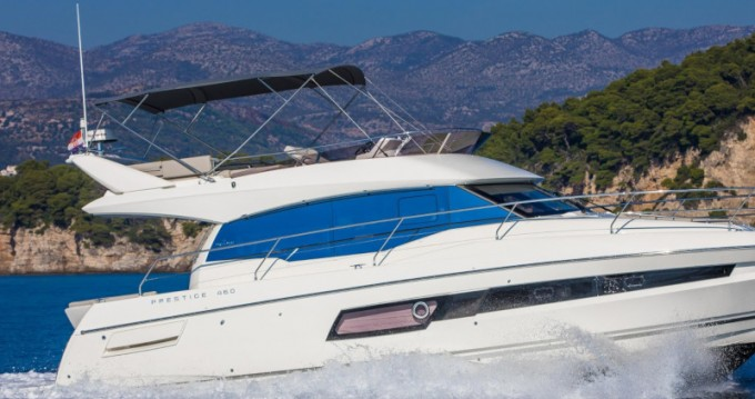 Alquiler de yate Ragusa - Jeanneau Prestige 460 en SamBoat