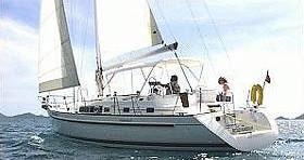 Bénéteau Oceanis 40 entre particulares y profesional Kórfos