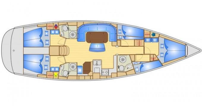 Alquiler de barcos Bavaria Bavaria 50 enSývota en Samboat