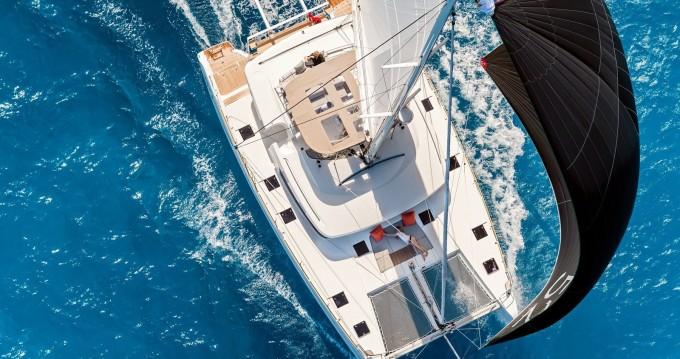 Alquiler Catamarán en Capo d'Orlando - Lagoon Lagoon 52 F