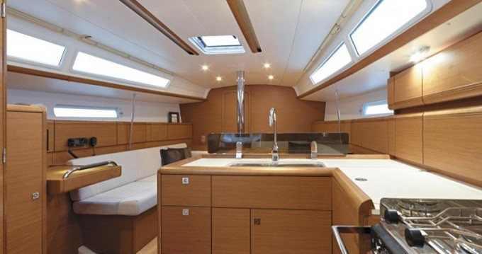 Alquiler de barcos Lefkada (Isla) barato de Sunsail 38