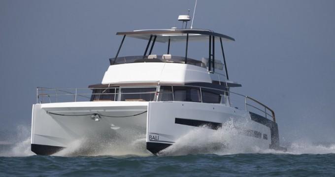 Alquiler de yate Zante - Bali Catamarans Bali 4.3 MY en SamBoat