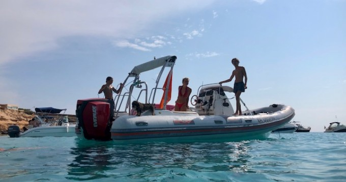 Alquiler de yate Mandelieu-la-Napoule - Marsea Marsea SP 170 en SamBoat