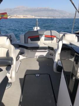 Alquiler de barcos Altea barato de HD 240 OB