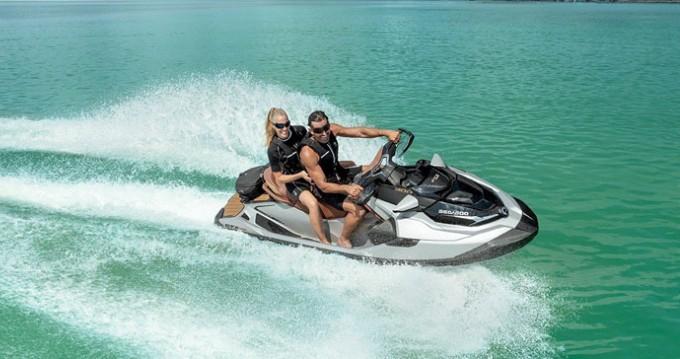 Alquiler Moto de agua en Port Grimaud - Sea-Doo GTX LIMITED