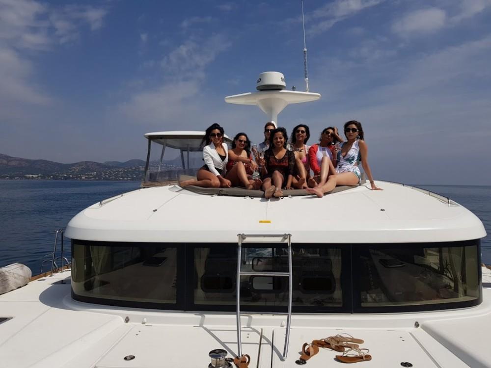 Alquiler de Lancha, con o sin patrón Lagoon Cannes