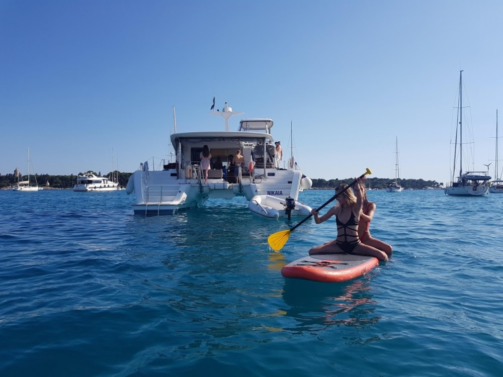 Alquiler Lancha en Cannes - Lagoon Lagoon 40 Motor Yacht