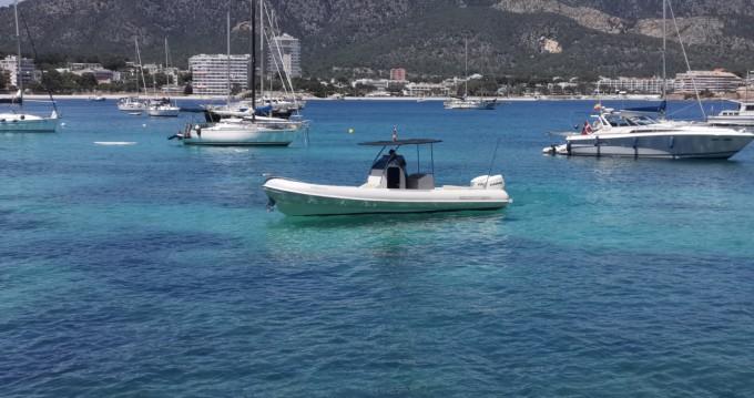 Alquiler de barcos Scanner 870D enPalma de Mallorca en Samboat
