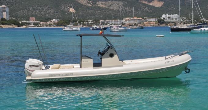 Alquiler Neumática en Palma de Mallorca - Scanner 870D