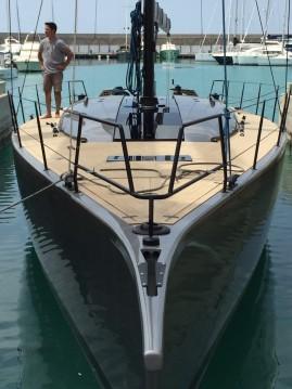 Alquiler Velero en Nápoles - Custom Made Full carbon