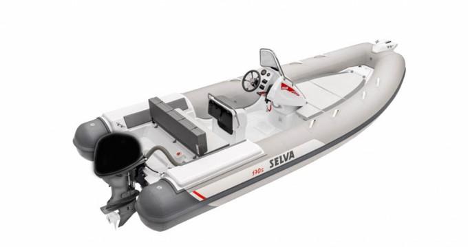 Selva 570 Sport entre particulares y profesional Port Grimaud