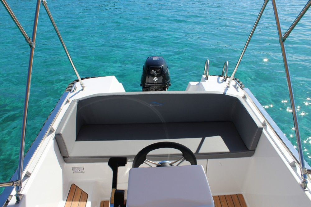Sylver Yacht Sylver 495 entre particulares y profesional Calviá