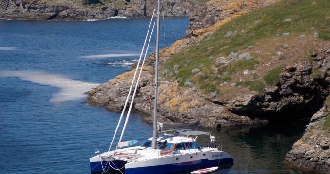 Alquiler de Catamarán, con o sin patrón Multicap-Caraibes La Trinité-sur-Mer