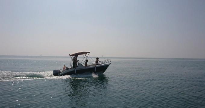 Alquiler Lancha en Torrevieja - Admiral Admiral 470WA Oceanmaster