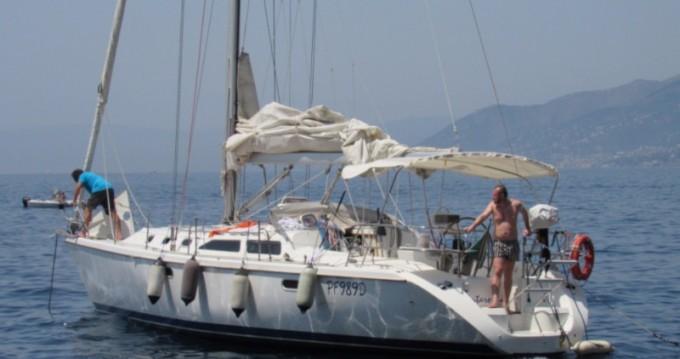 Alquiler Velero Catalina Yachts con título de navegación