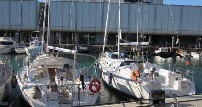 Bénéteau Cyclades 43.3 entre particulares y profesional Porto Antico