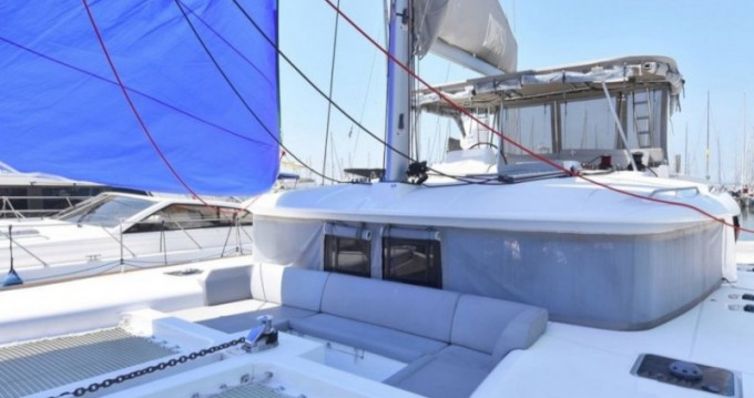 Alquiler de yate Álimos - Lagoon Lagoon 450 F en SamBoat