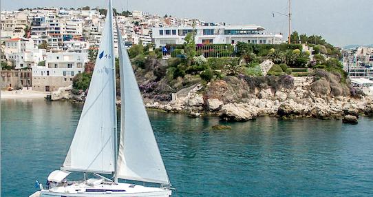 Alquiler de barcos Atenas barato de Bavaria Cruiser 46