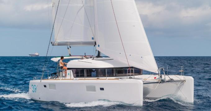 Alquiler Catamarán en Porto - Lagoon Lagoon 39