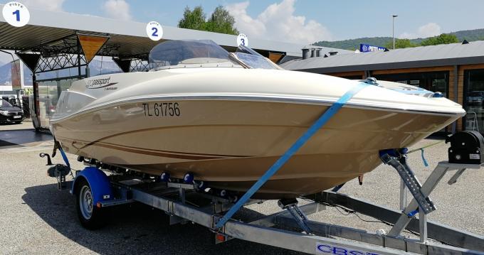 Alquiler de barcos Quicksilver Quicksilver 520 Passport enAnnecy en Samboat