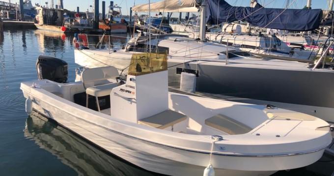 Alquiler de barcos Panga Ferret Pro Open 19 enLarmor-Plage en Samboat