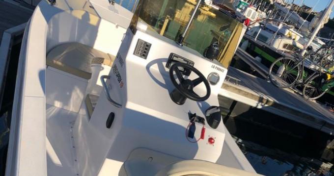 Alquiler de barcos Larmor-Plage barato de Pro Open 19
