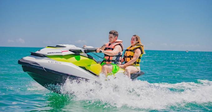 Alquiler Moto de agua en Cullera - Sea-Doo GTI