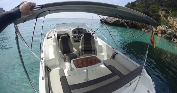 Alquiler de barcos Ciutadella barato de Cap Camarat 7.5 WA Serie 2