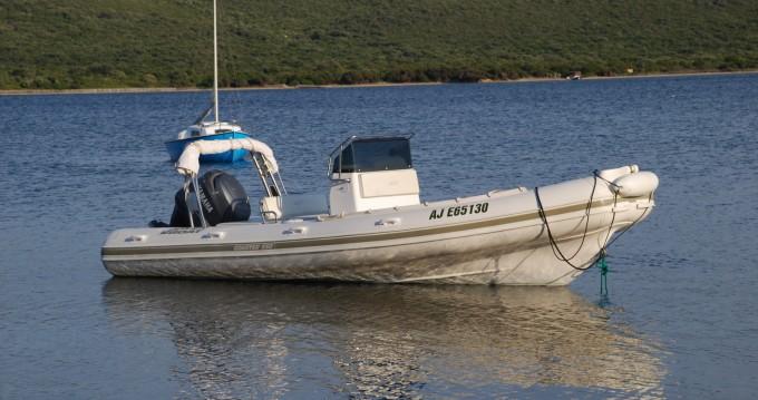 Alquiler Neumática en Pianottoli-Caldarello - Joker Boat Coaster 650