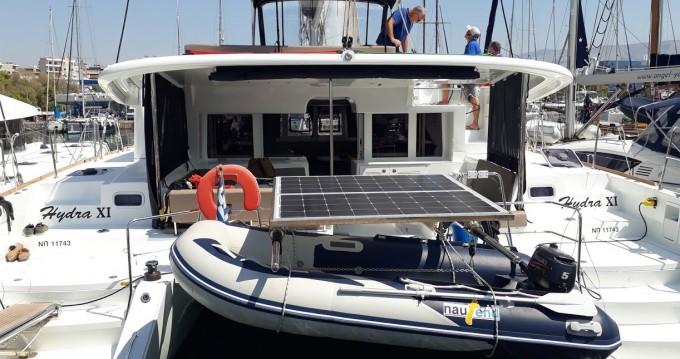 Alquiler de yate Atenas - Lagoon Lagoon 450 en SamBoat