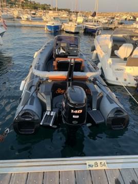 Alquiler de Brig Eagle 6 en Sainte-Maxime