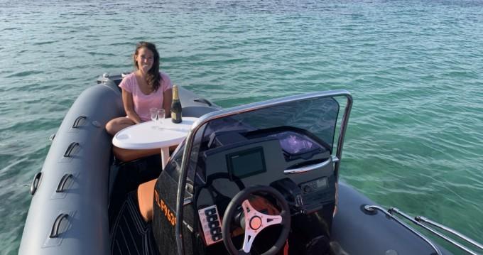 Brig Eagle 6 entre particulares y profesional Sainte-Maxime