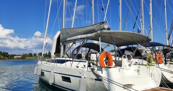 Alquiler de barcos Gouviá barato de Bavaria C45
