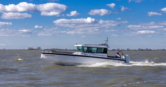 Alquiler de barcos Axopar Axopar 28 enKortgene en Samboat