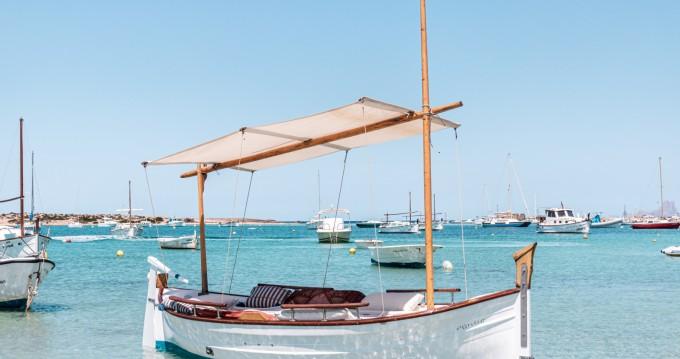 Alquiler de Majoni Cala Gamba en Formentera