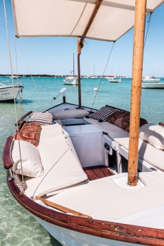 Majoni Cala Gamba entre particulares y profesional Formentera