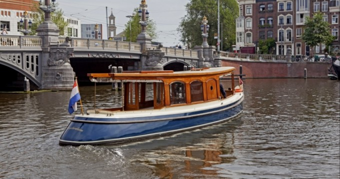 Alquiler Lancha en Ámsterdam - Aemstelland Canalboat