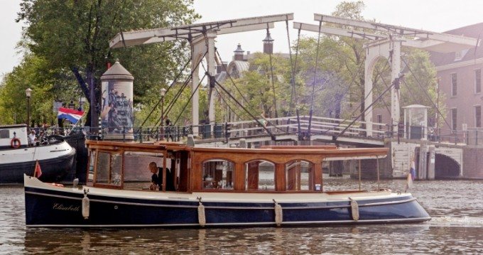Alquiler de barcos Aemstelland Canalboat enÁmsterdam en Samboat