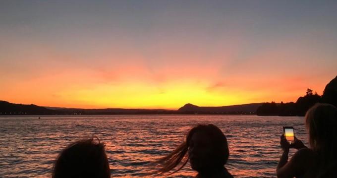 Alquiler Lancha en Annecy - Sun Tracker Party Barge 24 DLX