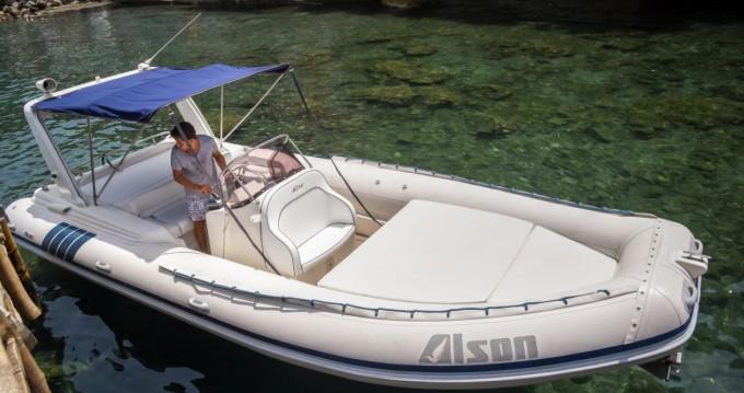 Alquiler de alson 7.50 fast dinghy en Sorrento