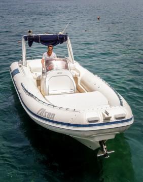 Alquiler de yate Sorrento - alson 7.50 fast dinghy en SamBoat