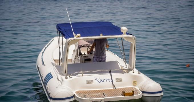 Alquiler de barcos alson 7.50 fast dinghy enSorrento en Samboat