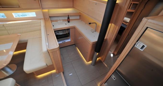 Alquiler de Dufour Dufour 56 Exclusive owner's version en Marina di Portisco