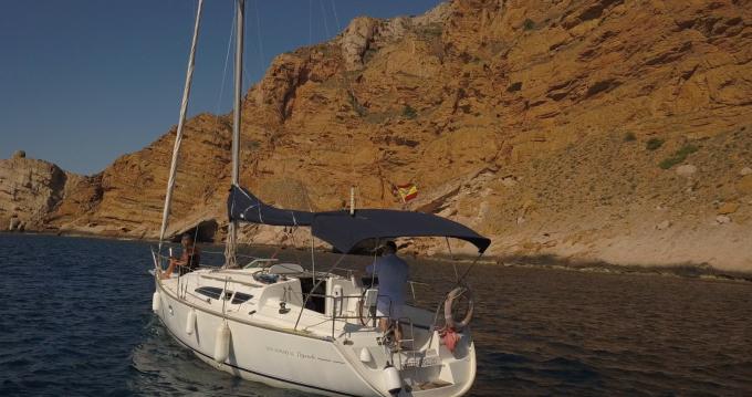 Alquiler de yate Altea - Jeanneau Sun Odyssey 32 Legend en SamBoat