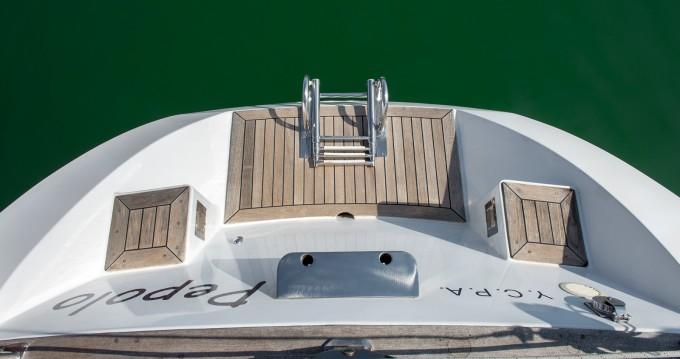 Alquiler de Sorrento Vagabundo 53 pies en Isla de Ibiza