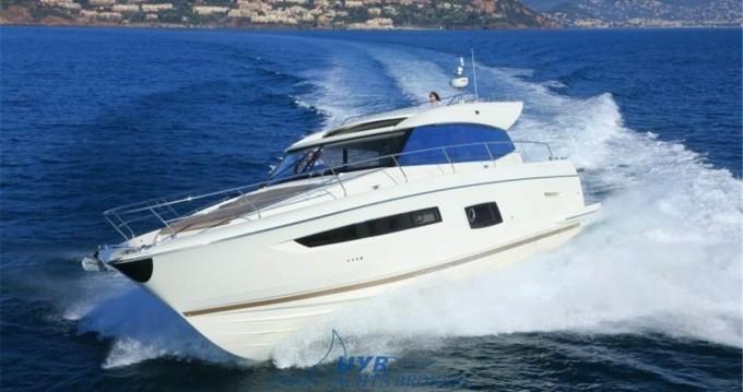 Alquiler de barcos Lipari barato de Prestige 500 S
