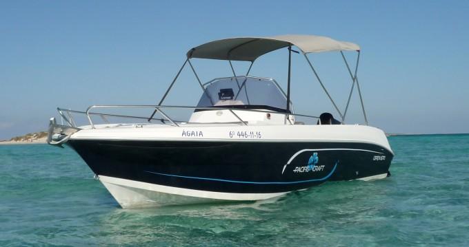 Pacific Craft 670 entre particulares y profesional Ibiza (Ciudad)