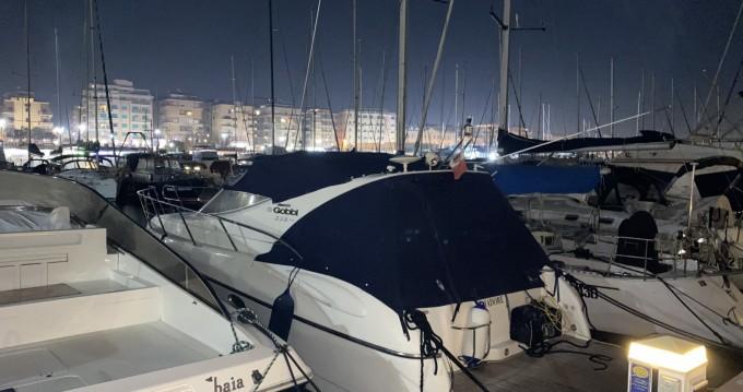 Alquiler de yate Porto Badino - Gobbi Atlantis 345 en SamBoat