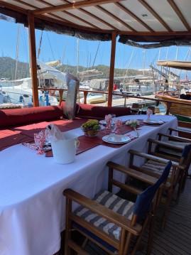 Alquiler de barcos Caicco Gulet enParos en Samboat