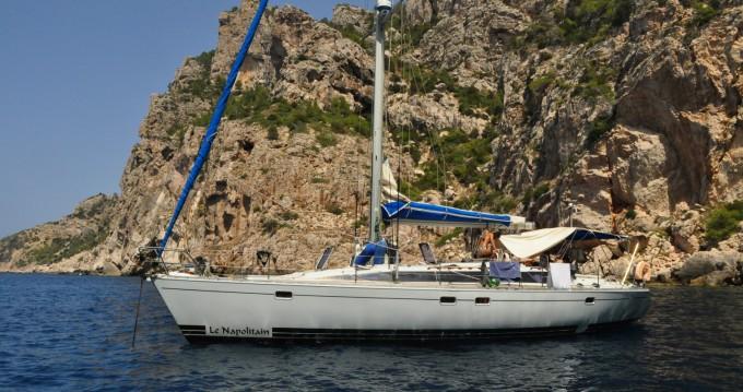 Alquiler de barcos Ajaccio barato de Feeling 446